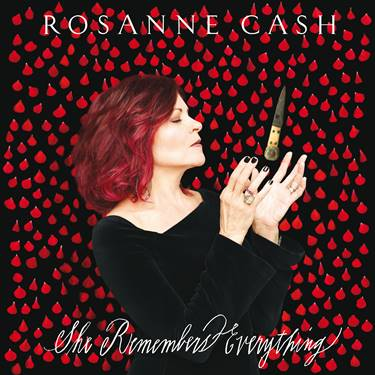 Rosanne Cash to Release New Album