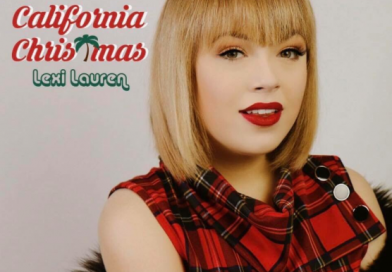 'California Christmas', the new festive E.P. from Lexi Lauren – out now!