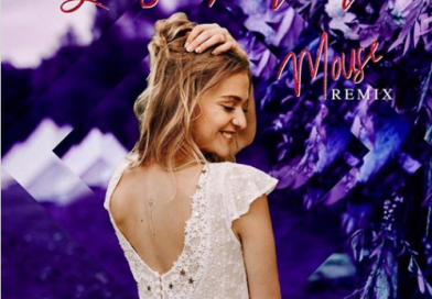Louise Parker Releases the Mouse Remix of 'Paradise'!